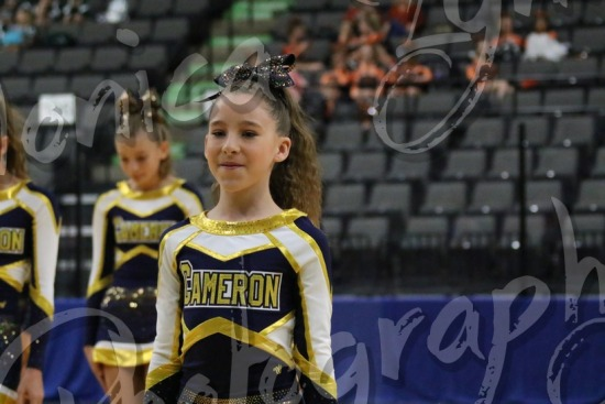 2019 OVAC Jr. High Cheer Competition
